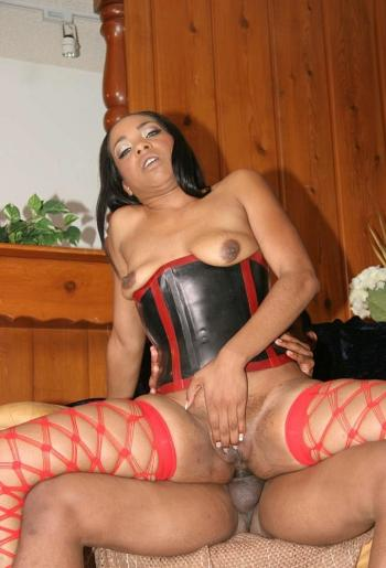 naked black girls 1 Pretty Ebony Babe Stuffed In The Pussy With Dick