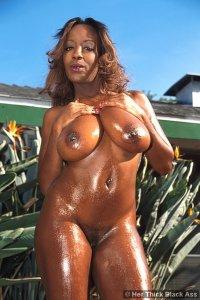 Black Girls Nude